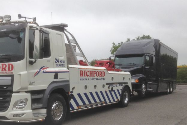 Commercial Vehicle Assistance